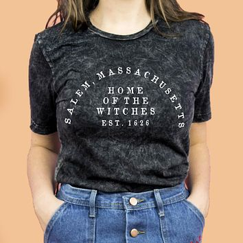 Home Of The Witches Shirt