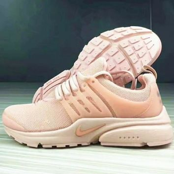 Nike Air Presto Woman Men Running Sneakers Sport Shoes Pink H Z