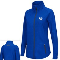 Colosseum Kentucky Wildcats Track Jacket - Women's
