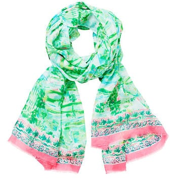 Resort Scarf | 30457 | Lilly Pulitzer