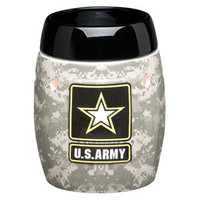 Army Full-Size Scentsy Warmer
