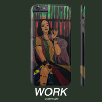 Rihanna Drake Work Video RIH Apple IPhone Case 4 5 6 6s Plus Samsung Galaxy s5 s6 - Case15
