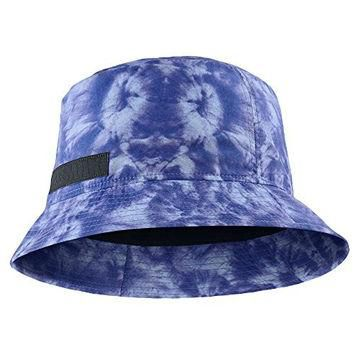 Nike Men's QT S+ Air Max 90 Dye Bucket Hat Large Purple