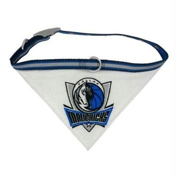 ESBONI Dallas Mavericks Dog Collar Bandana