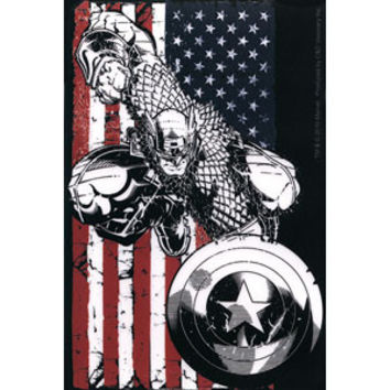 Captain America - Sticker