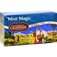 Celestial Seasonings Herbal Tea - Mint Magic - 20 Bags