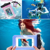 Underwater Selfies! Universal Waterproof Phone Case