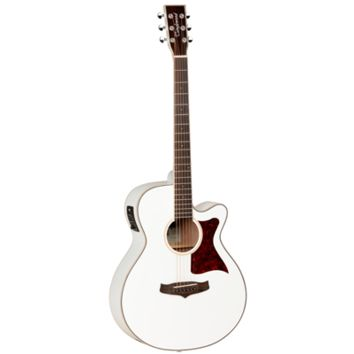 Tanglewood Winterleaf TW4SFCEWH Acoustic-Electric Guitar