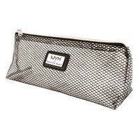 FISHNET ZIPPER MAKEUP BAG | NYX COSMETICS