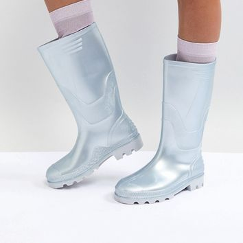 Juju Vintage Tall Wellie at asos.com