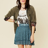 Free People Ring of Fire Skirt