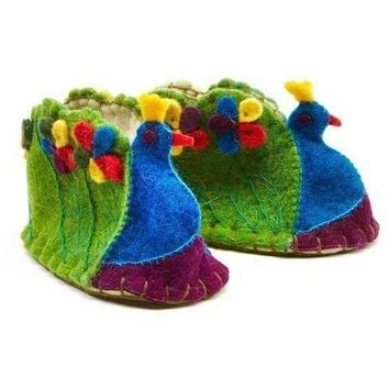 Zooties (TM) Baby Booties