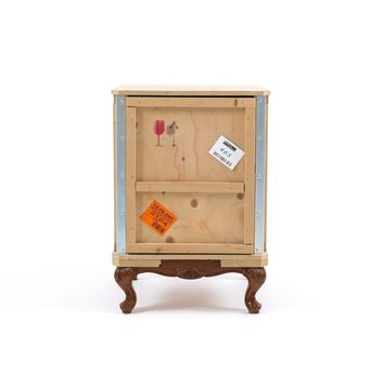 Cargo Export Side Table by Seletti