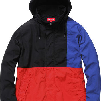 Supreme Panelled Parka