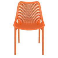 Compamia Orange Air Chair Set of 2
