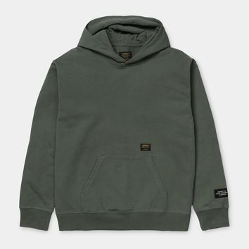 Carhartt WIP Hooded Military Tape Sweatshirt