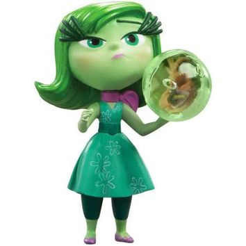 Inside Out Core Figure Disgust with Sphere - Walmart.com