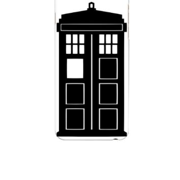Doctor Who Phone Box - iphone 6 Case