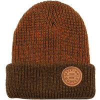 Brixton Oath Beanie - Burnt Orange