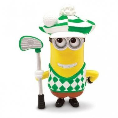 Despicable Me 2 - Minion Golfer - from Amazon | Things I ...