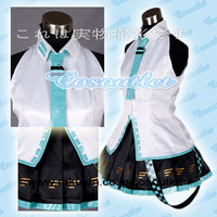 Each 2 VOCALOID Hatsune diva plan miku Miku high quality costume play clothes / size choice is possible! Each size choice is possible five points of luxurious sets! ![large orders correspondence] costume play clothes / handmade made-to-order / game chara