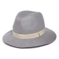 Junior Women's David & Young Felt Fedora