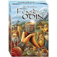 A Feast For Odin Board Game (4 Player)