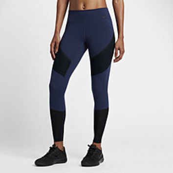 """The Nike Power Legendary Women's 28"""" Mid Rise Training Tights."""