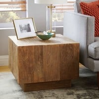 Plank Side Table
