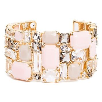 Women's kate spade new york 'neapolitan' wrist cuff - Blush Multi