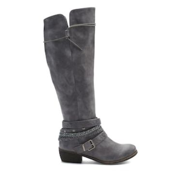 SO® Message Women's Knee High Riding Boots | null