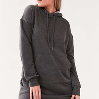 BDG Classic Hoodie Sweatshirt Dress - Urban Outfitters