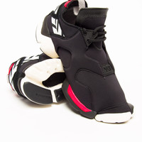 Y-3 Kohna Black/Round Red Sneaker