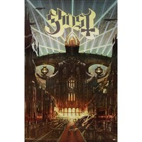 Ghost B.C. Domestic Poster