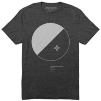 2015 Headline Tour T-Shirt, Charcoal from Bad Suns