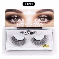 American outstrip fake lashes by  Macchar Cosplay Catalogue