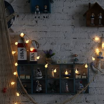 20PC Bulb String Light