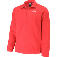 The North Face Men's TKA 100 Glacier 1/4-Zip Long-Sleeve Top