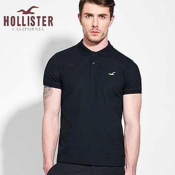 Hollister Co. Men Polo Shirts