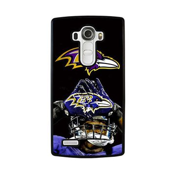 BALTIMORE RAVENS FOOTBALL LG G4 Case Cover