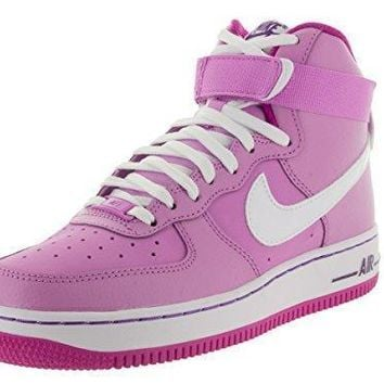 Nike Kids Air Force 1 High (GS) Basketball Shoe nike air force