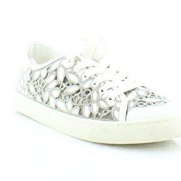 Tory Burch Rhea Lace Up Sneakers