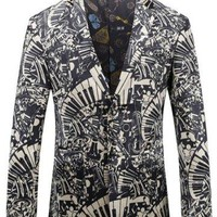 The Piano Man Blazer