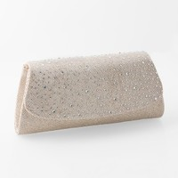 Scattered Stone Flap Clutch