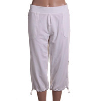 Style & Co. Womens Flat Front Pull On Cargo Pants