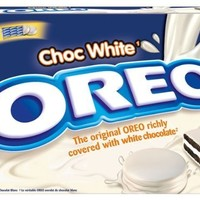 Oreo Choc White New, 10 Packages With Each 249 Grams, Total 2.49 Kilograms