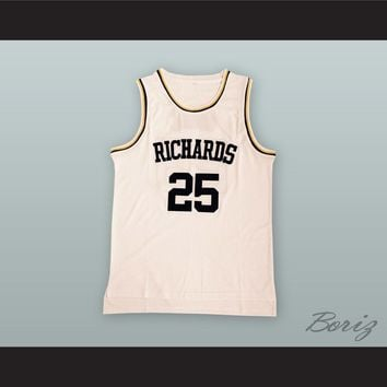 Dwyane Wade 25 Harold L. Richards High School Basketball Jersey