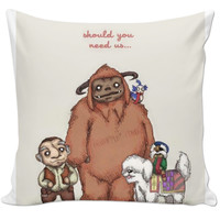 Labyrinth pillow !