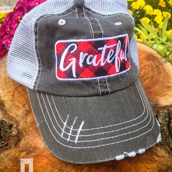 Grateful Women's Trucker Hat