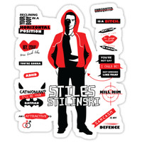 Stiles Stilinski Quotes Teen Wolf by awiec